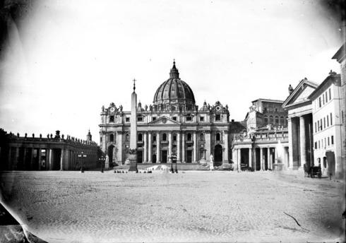 Basilique Saint Pierre @blibliothèque de Toulouse